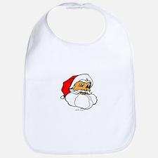 Santa Clause Bib