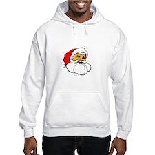 Santa Clause Hoodie Sweatshirt