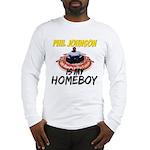 Homebody Long Sleeve T-Shirt