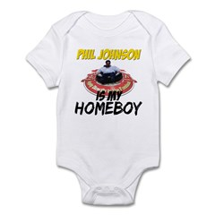 Homebody Infant Bodysuit