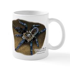 Cobalt Blue Tarantula Mug