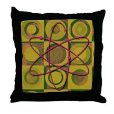 Big Bang Design Throw Pillow