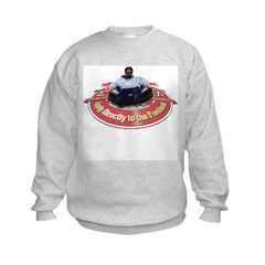 Sacrifice your body Sweatshirt