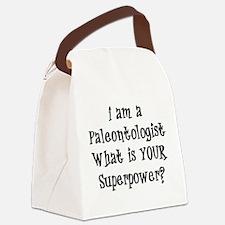 paleontologist Canvas Lunch Bag