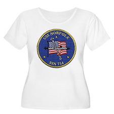USS Norfolk T-Shirt