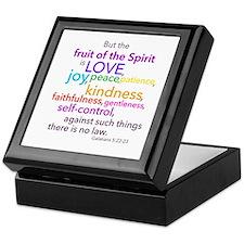 Fruits of the Spirit Keepsake Box
