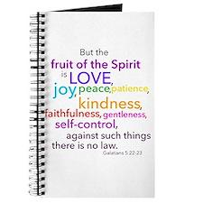 Fruits of the Spirit Journal