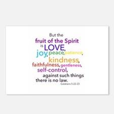 Fruits of the Spirit Postcards (Package of 8)