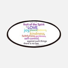 Fruits of the Spirit Patches