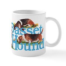 Basset Hounds Namegames Mugs