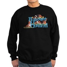 Basset Hounds Namegames Sweatshirt