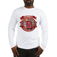 Fire Alarm Long Sleeve T-Shirt
