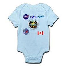 ILWS Composite Logo Infant Bodysuit