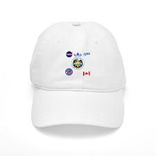 ILWS Composite Logo Baseball Cap