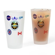 ILWS Composite Logo Drinking Glass