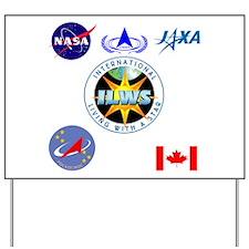 ILWS Composite Logo Yard Sign