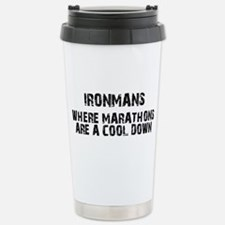 Unique Triathlon Travel Mug