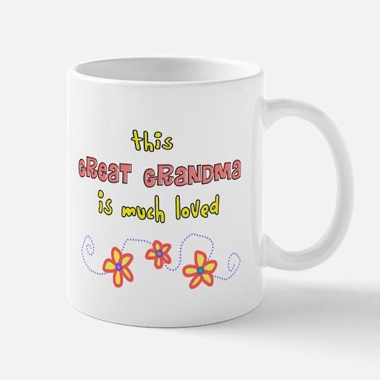 More Grandparents Mugs