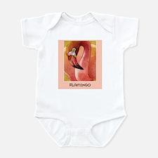 Flamingo Infant Bodysuit