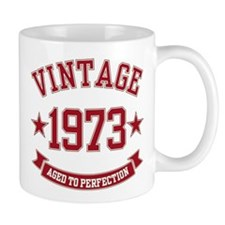 1973 Vintage Aged to Perfection Mug