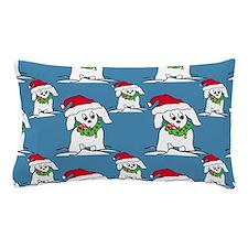 Christmas Dog Pillow Case