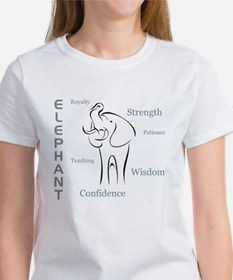 Elephant Totem Women's T-Shirt