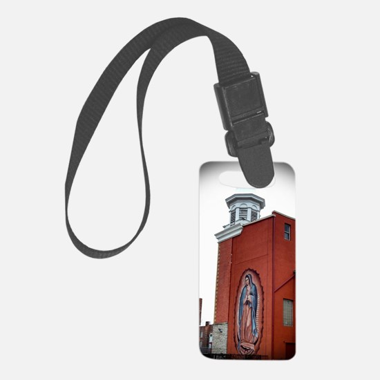Our Lady Guadalupe Luggage Tag