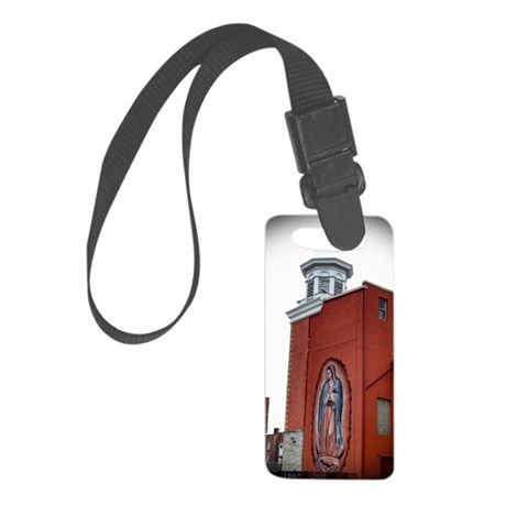 Our Lady Guadalupe Small Luggage Tag