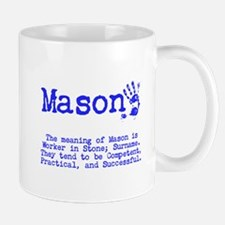 The Meaning of Mason Mugs