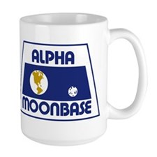 Moonbase Alpha Mug