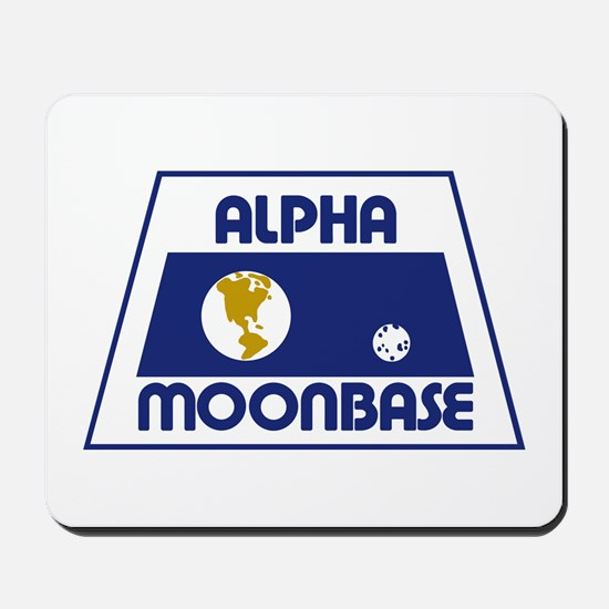 Moonbase Alpha Mousepad