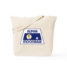 Moonbase Alpha Tote Bag
