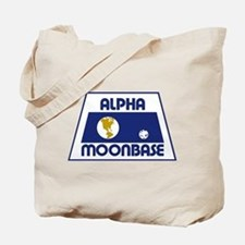 Moonbase Alpha Tote Bag