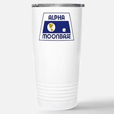 Moonbase Alpha Travel Mug