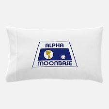 Moonbase Alpha Pillow Case