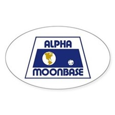 Moonbase Alpha Decal