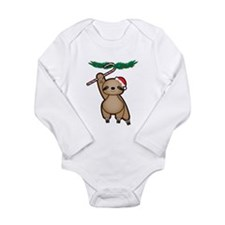Holiday Sloth Body Suit