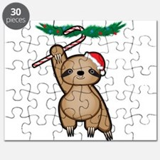 Holiday Sloth Puzzle