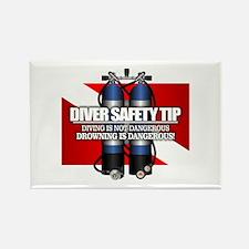 Diver Safety Tip Magnets