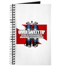Diver Safety Tip Journal
