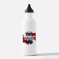 Diver Safety Tip Water Bottle