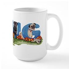 Pug party Mugs