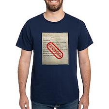 Constitution CENSORED T-Shirt
