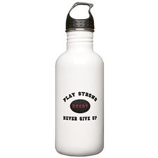 Rugby Play Strong Water Bottle