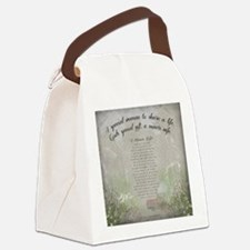 A Miners Wife Canvas Lunch Bag