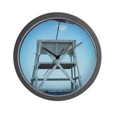 Stronger Than the Storm Wall Clock