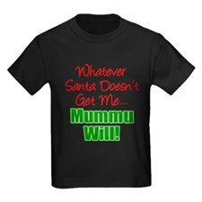 Santa Mummu Will T-Shirt