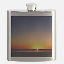 Lavallette Sunset Flask