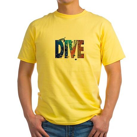 Scuba Dive! Ash Grey T-Shirt