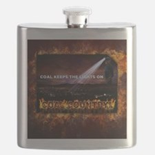 Coal Country Flask